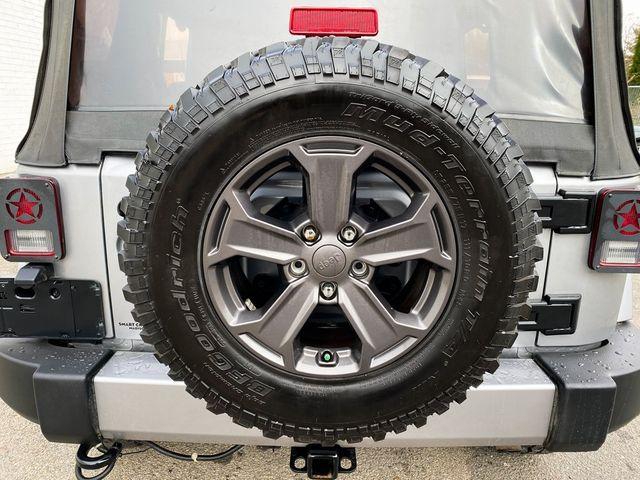 2016 Jeep Wrangler Unlimited Sahara Madison, NC 21