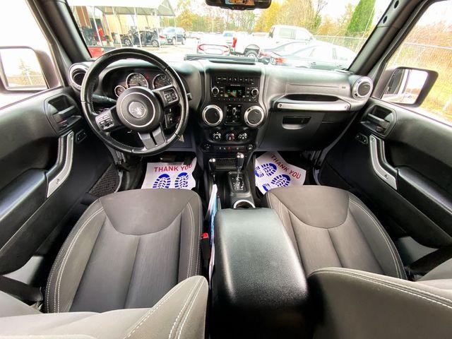 2016 Jeep Wrangler Unlimited Sahara Madison, NC 25