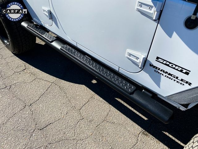 2016 Jeep Wrangler Unlimited Sport Madison, NC 14
