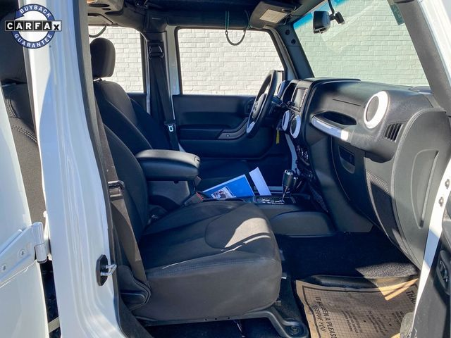 2016 Jeep Wrangler Unlimited Sport Madison, NC 18