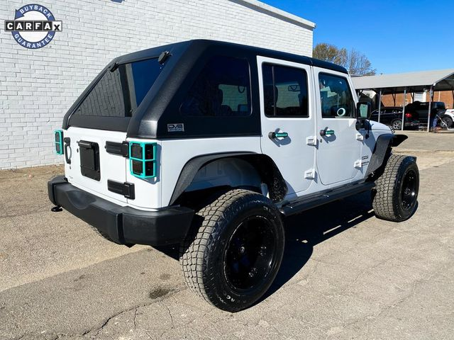 2016 Jeep Wrangler Unlimited Sport Madison, NC 1