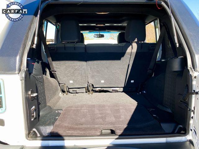 2016 Jeep Wrangler Unlimited Sport Madison, NC 24