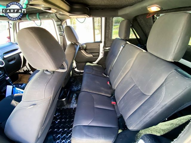 2016 Jeep Wrangler Unlimited Sport Madison, NC 28