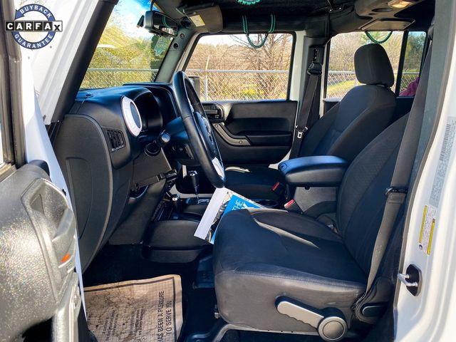 2016 Jeep Wrangler Unlimited Sport Madison, NC 29