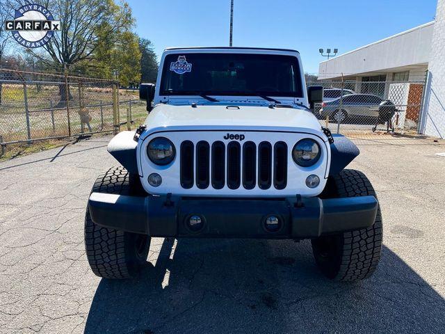 2016 Jeep Wrangler Unlimited Sport Madison, NC 6