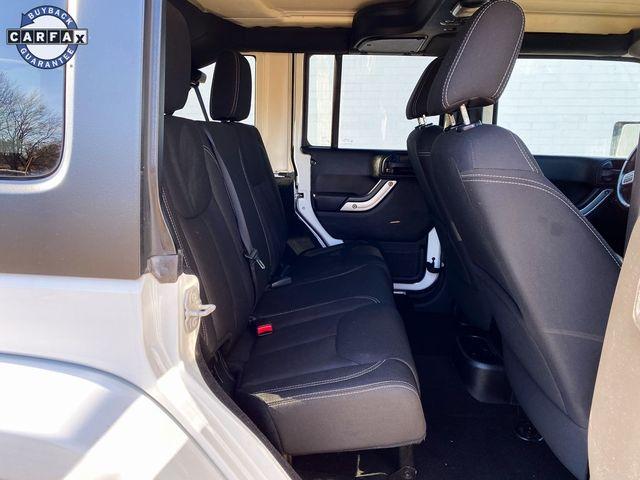 2016 Jeep Wrangler Unlimited Sahara Madison, NC 10