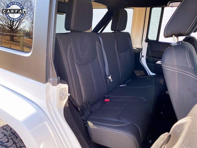 2016 Jeep Wrangler Unlimited Sahara Madison, NC 14
