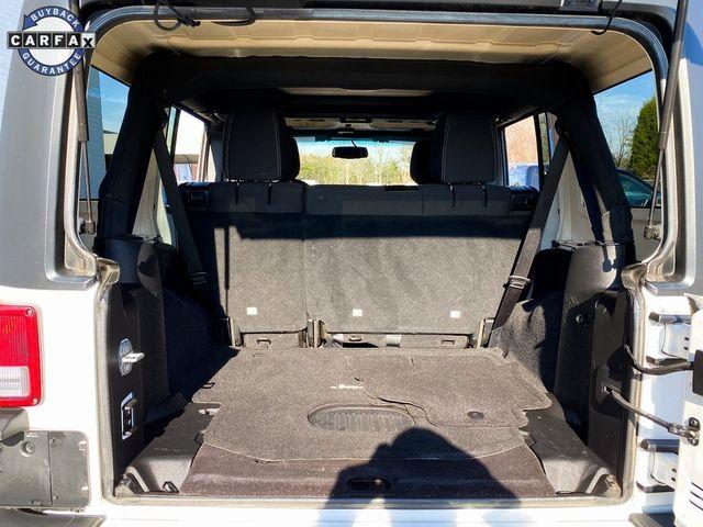 2016 Jeep Wrangler Unlimited Sahara Madison, NC 15
