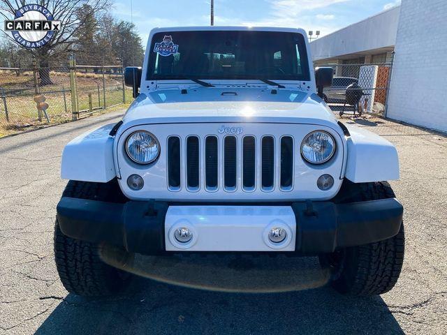 2016 Jeep Wrangler Unlimited Sahara Madison, NC 3