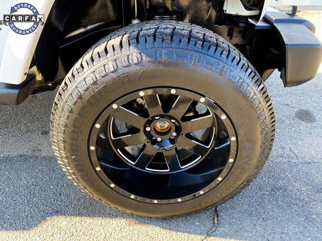 2016 Jeep Wrangler Unlimited Sahara Madison, NC 5
