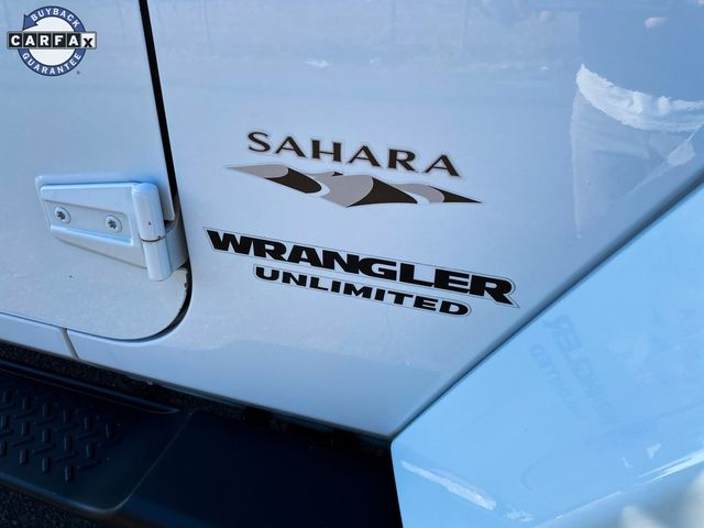 2016 Jeep Wrangler Unlimited Sahara Madison, NC 7