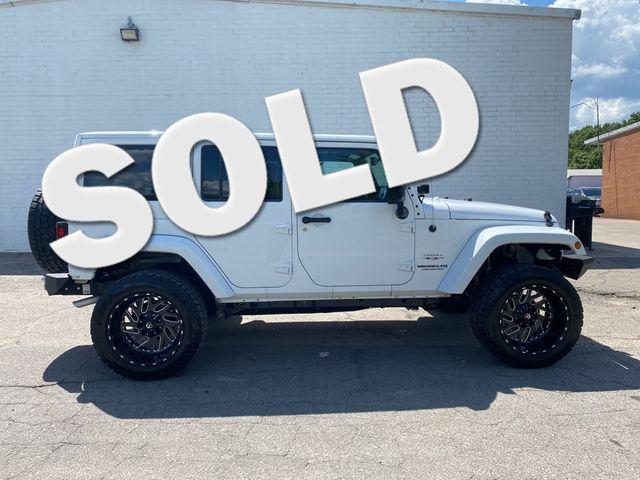 2016 Jeep Wrangler Unlimited Sahara Madison, NC