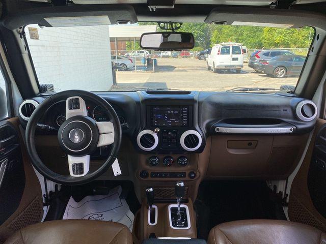 2016 Jeep Wrangler Unlimited Sahara Madison, NC 20