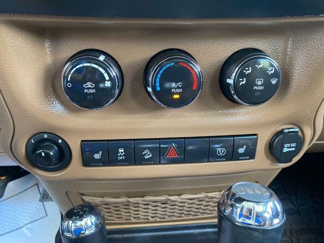 2016 Jeep Wrangler Unlimited Sahara Madison, NC 28