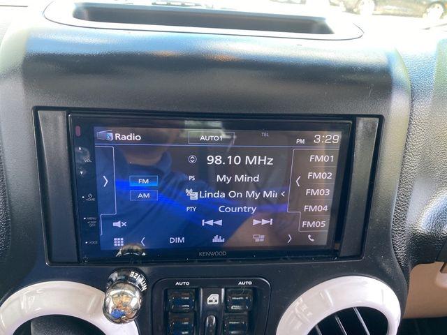 2016 Jeep Wrangler Unlimited Sahara Madison, NC 29