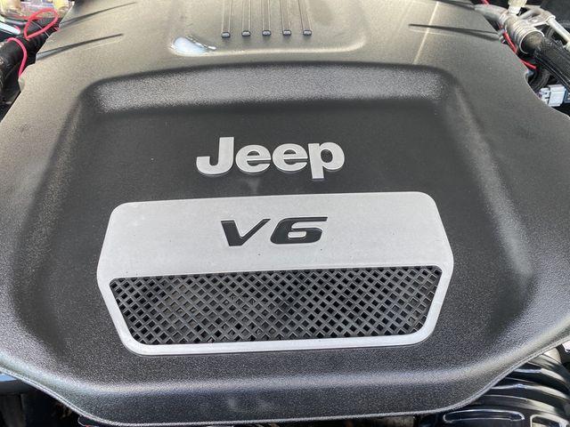 2016 Jeep Wrangler Unlimited Sahara Madison, NC 36