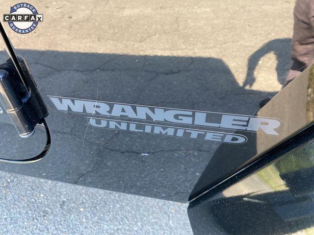 2016 Jeep Wrangler Unlimited 75th Anniversary Madison, NC 9