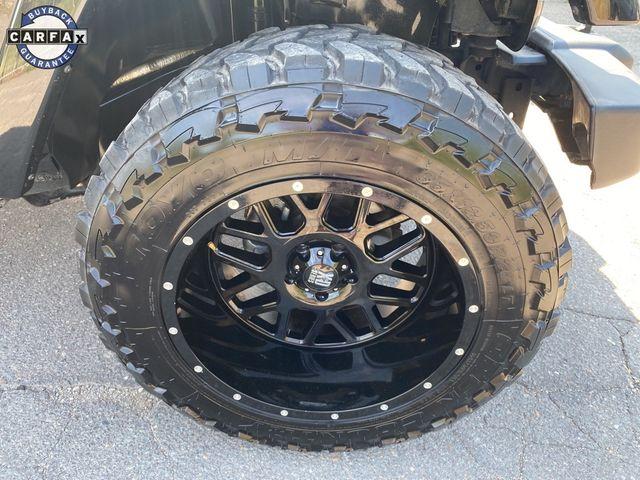 2016 Jeep Wrangler Unlimited 75th Anniversary Madison, NC 8
