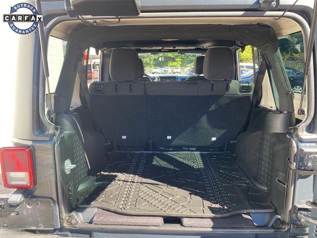 2016 Jeep Wrangler Unlimited Sport Madison, NC 17