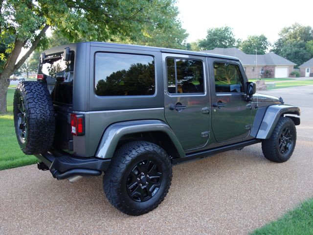 2016 Jeep Wrangler Unlimited Backcountry in Marion Arkansas, 72364
