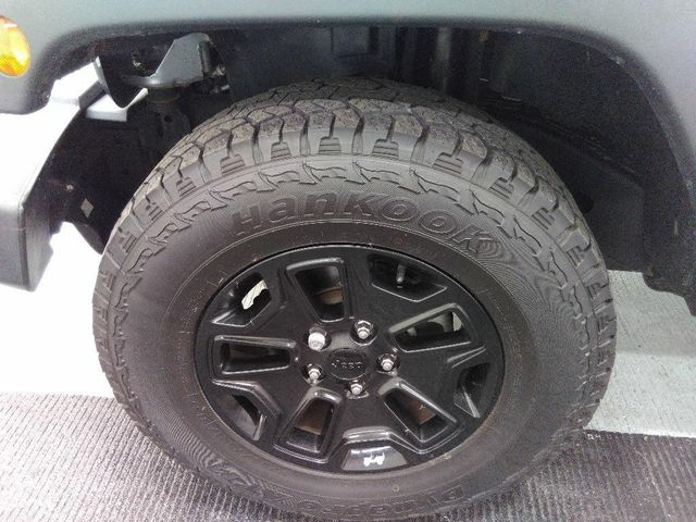 2016 Jeep Wrangler Unlimited Willys Wheeler in St. Louis, MO 63043