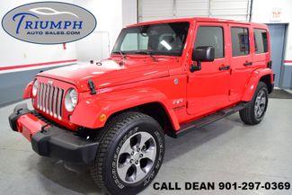 2016 Jeep Wrangler Unlimited Sahara in Memphis TN, 38128