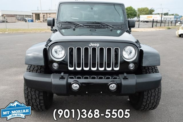 2016 Jeep Wrangler Unlimited Sahara in Memphis Tennessee, 38115