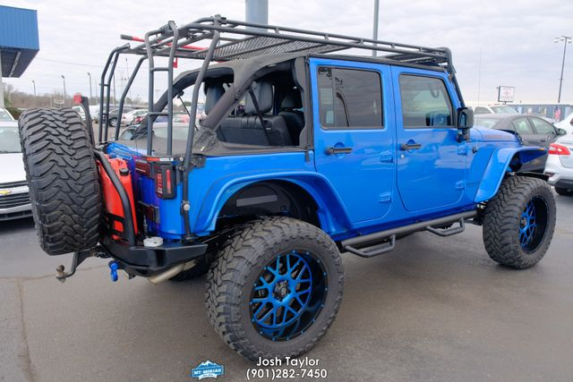 2016 Jeep Wrangler Unlimited Rubicon Hard Rock in Memphis, Tennessee 38115