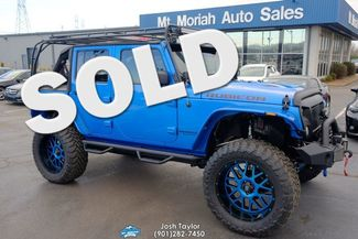 2016 Jeep Wrangler Unlimited Rubicon Hard Rock | Memphis, TN | Mt Moriah Truck Center in Memphis TN