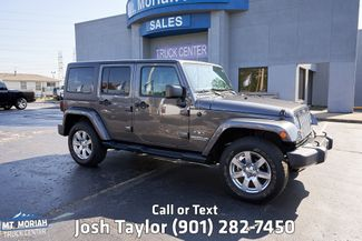 2016 Jeep Wrangler Unlimited Sahara in Memphis, Tennessee 38115