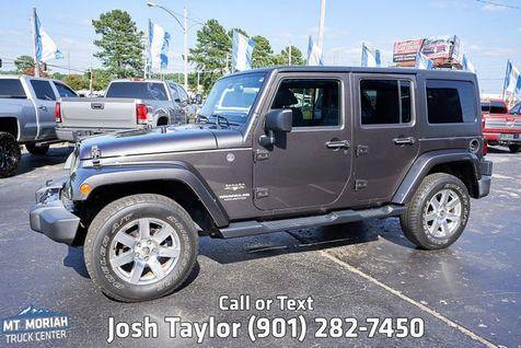 2016 Jeep Wrangler Unlimited Sahara | Memphis, TN | Mt Moriah Truck Center in Memphis, TN