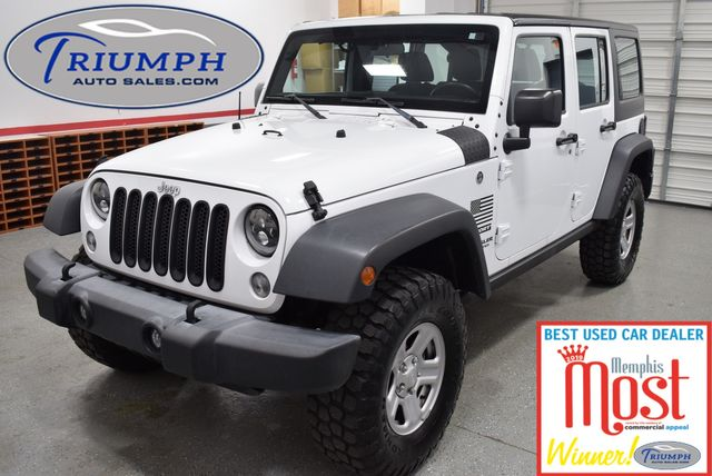 2016 Jeep Wrangler Unlimited Sport in Memphis, TN 38128
