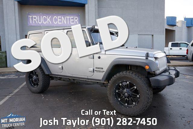 2016 Jeep Wrangler Unlimited Sport | Memphis, TN | Mt Moriah Truck Center in Memphis TN