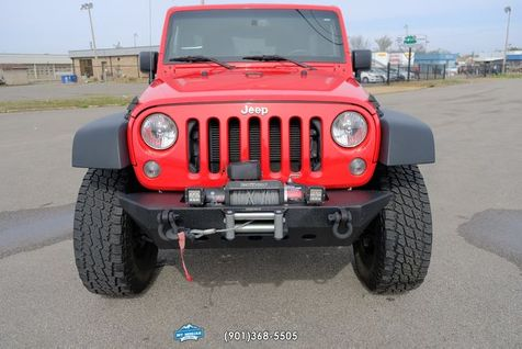 2016 Jeep Wrangler Unlimited Sport   Memphis, TN   Mt Moriah Truck Center in Memphis, TN
