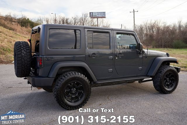 2016 Jeep Wrangler Unlimited Sport in Memphis, Tennessee 38115