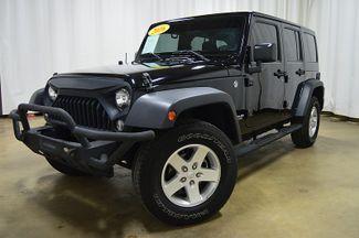 2016 Jeep Wrangler Unlimited Sport W/Hardtop in Merrillville IN, 46410