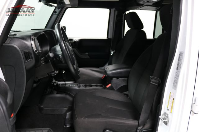 2016 Jeep Wrangler Unlimited Sport Merrillville, Indiana 10