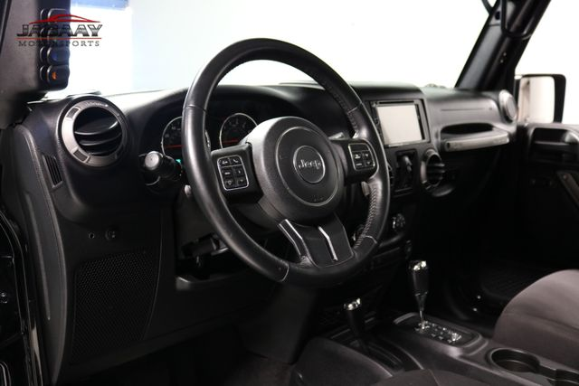 2016 Jeep Wrangler Unlimited Sport Merrillville, Indiana 9