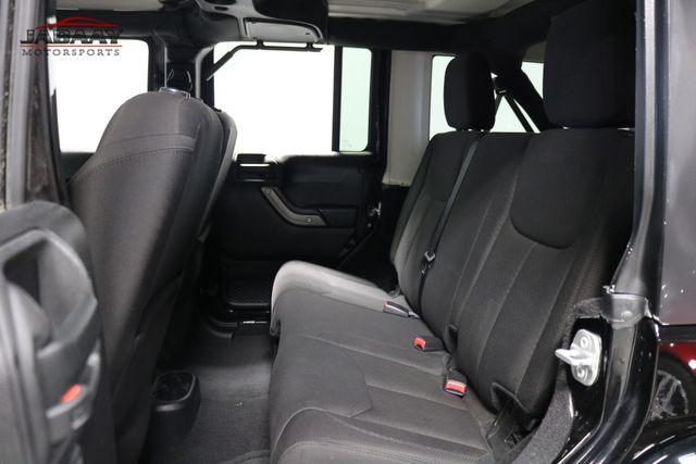 2016 Jeep Wrangler Unlimited Sport Merrillville, Indiana 12