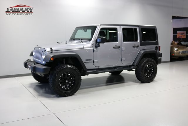 2016 Jeep Wrangler Unlimited Sport Merrillville, Indiana 31