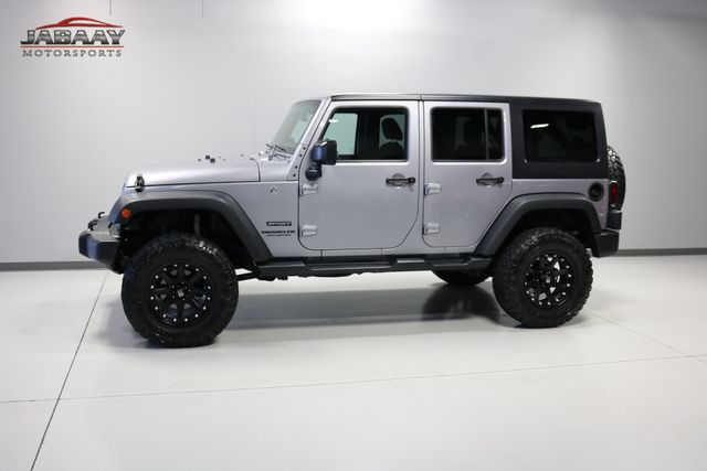 2016 Jeep Wrangler Unlimited Sport Merrillville, Indiana 32