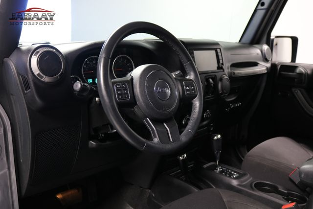 2016 Jeep Wrangler Unlimited Sport Merrillville, Indiana 9