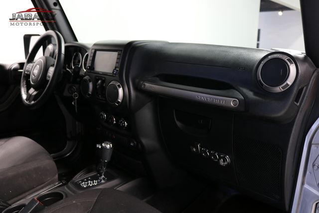 2016 Jeep Wrangler Unlimited Sport Merrillville, Indiana 16