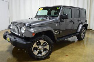 2016 Jeep Wrangler Unlimited Sahara in Merrillville, IN 46410