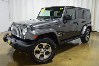 2016 Jeep Wrangler Unlimited Sahara Manual in Merrillville, IN 46410