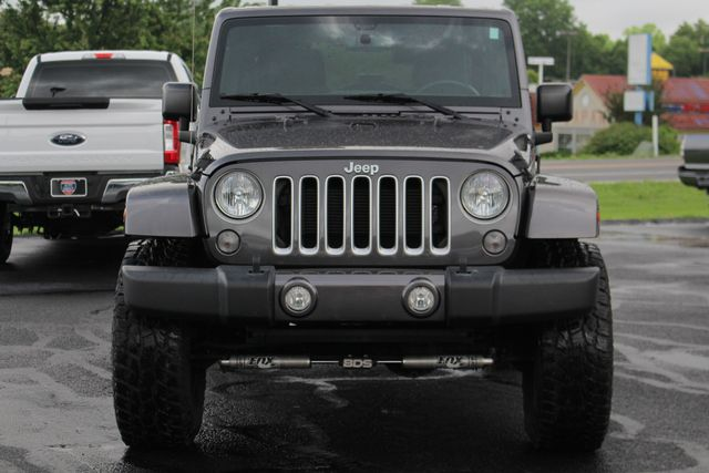 2016 Jeep Wrangler Unlimited Sahara 4x4 - LIFTED - EXTRA$ - BLUETOOTH! Mooresville , NC 15