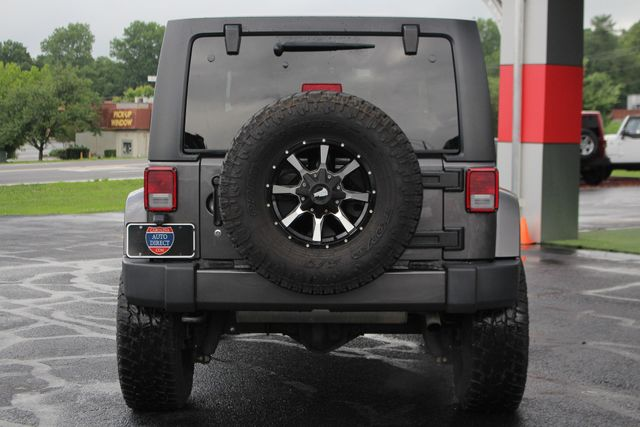 2016 Jeep Wrangler Unlimited Sahara 4x4 - LIFTED - EXTRA$ - BLUETOOTH! Mooresville , NC 16