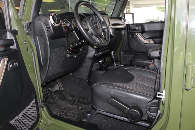 2016 Jeep Wrangler Unlimited 75th Anniversary Edition - 1941 - LIFTED - EXTRA$! Mooresville , NC 39