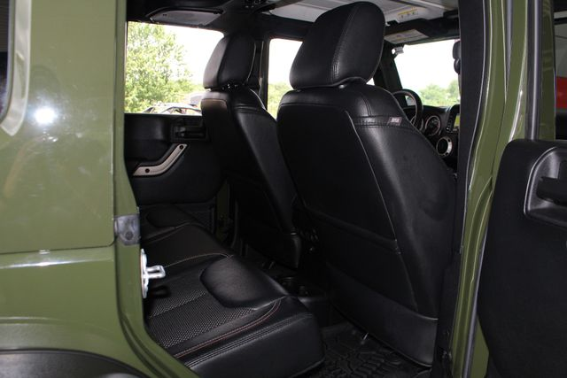 2016 Jeep Wrangler Unlimited 75th Anniversary Edition - 1941 - LIFTED - EXTRA$! Mooresville , NC 50