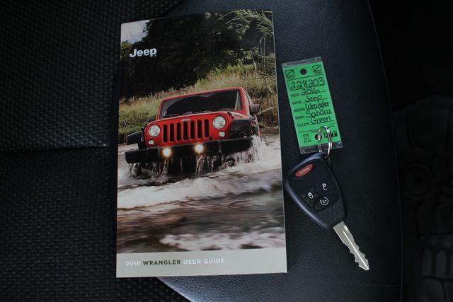 2016 Jeep Wrangler Unlimited 75th Anniversary Edition - 1941 - LIFTED - EXTRA$! Mooresville , NC 18